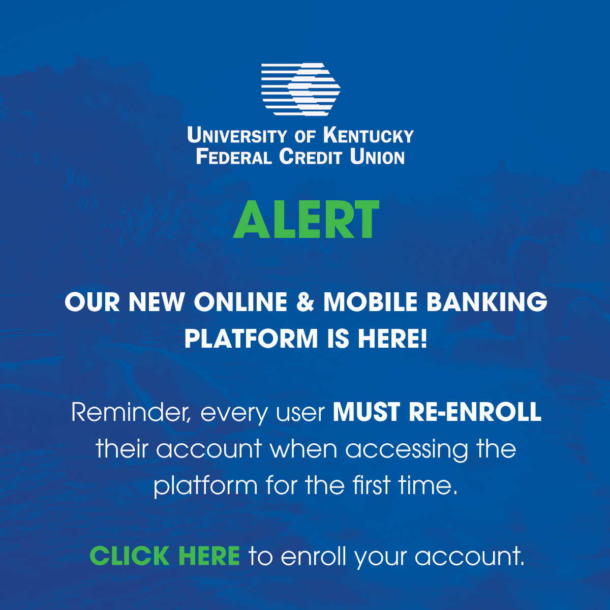 Welcome to UK Federal Credit Union. | University of Kentucky Federal Credit  Union